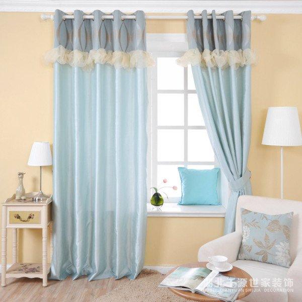 窗帘选择什么材质好 窗帘该如何选择【宜昌家装】
