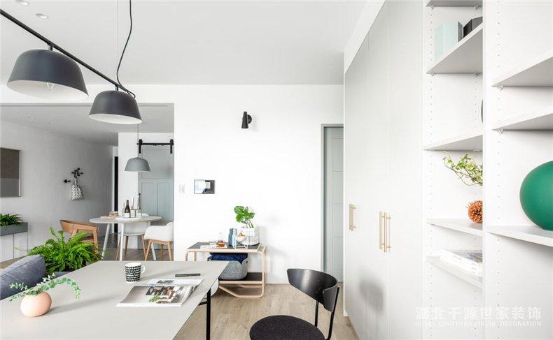 三房装修选什么风格?丨小家庭的初次装修之选—北欧风