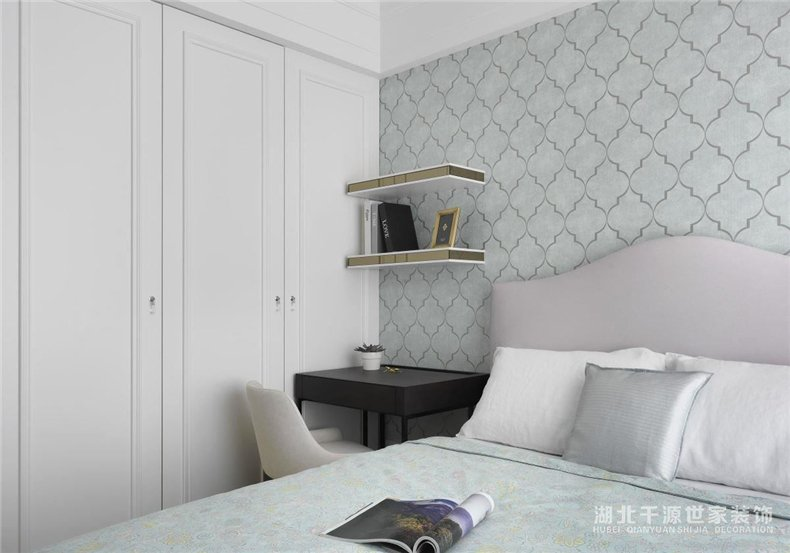 新古典豪宅装修丨来自大师的艺术灵感,为优雅品味加持