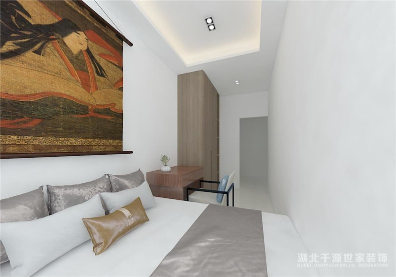 联排别墅装修参考丨纯净明亮是它的代名词,焕然一新现代风