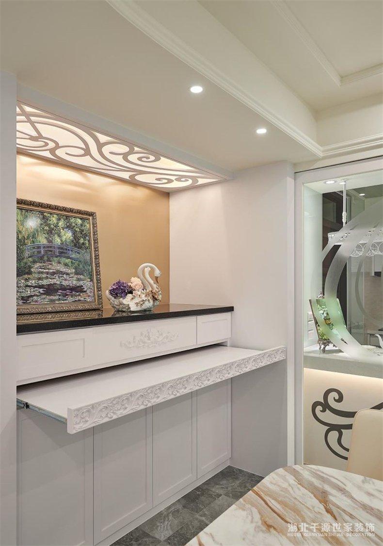 240平大户型装修案例丨从选材到施工,从玄关到卧室无不优雅动人
