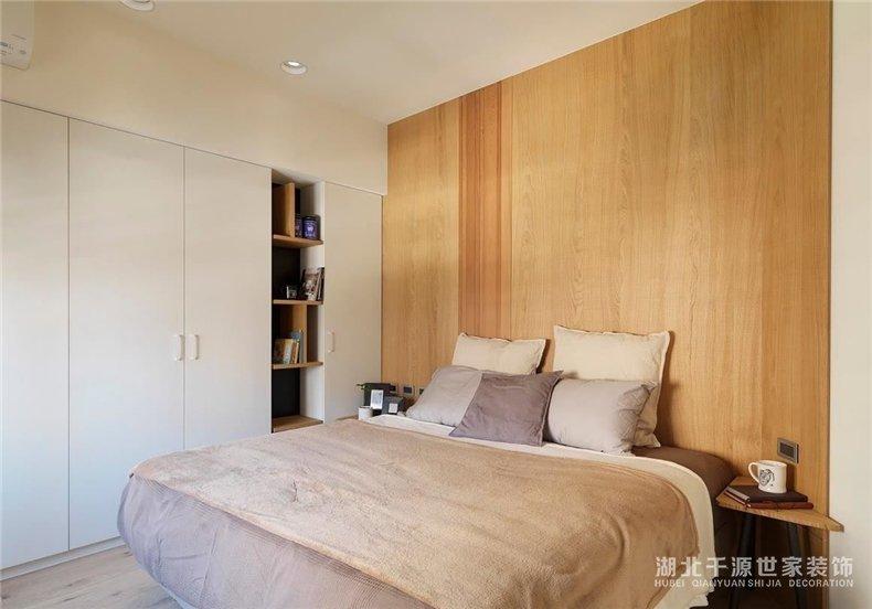 现代风三房设计丨不要一时的惊艳,更爱长时间弥新的生活设计