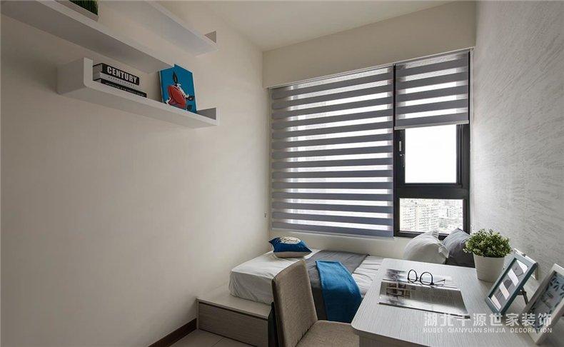 小房间装修怎么设计?尝尝开放式+落地窗的开阔视野