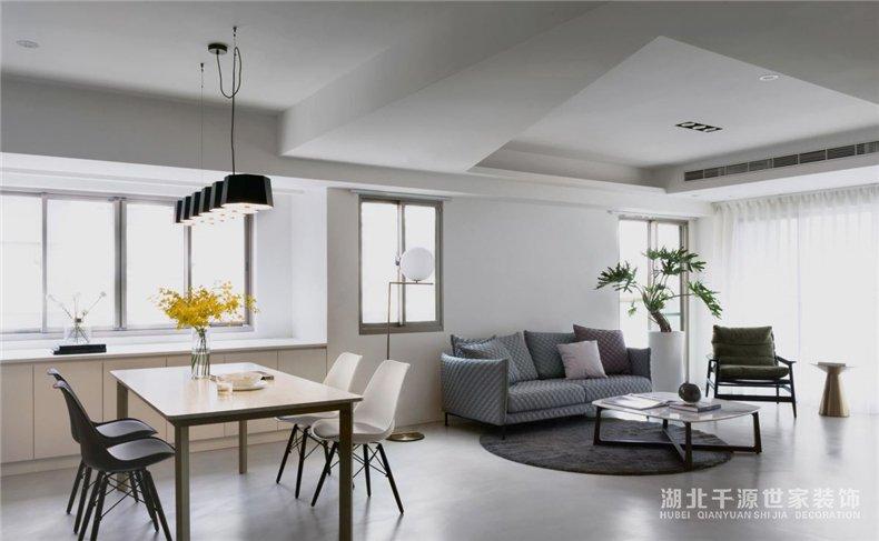 旧房翻新方案丨夫妻俩的现代风婚房,携手迎接人生新阶段