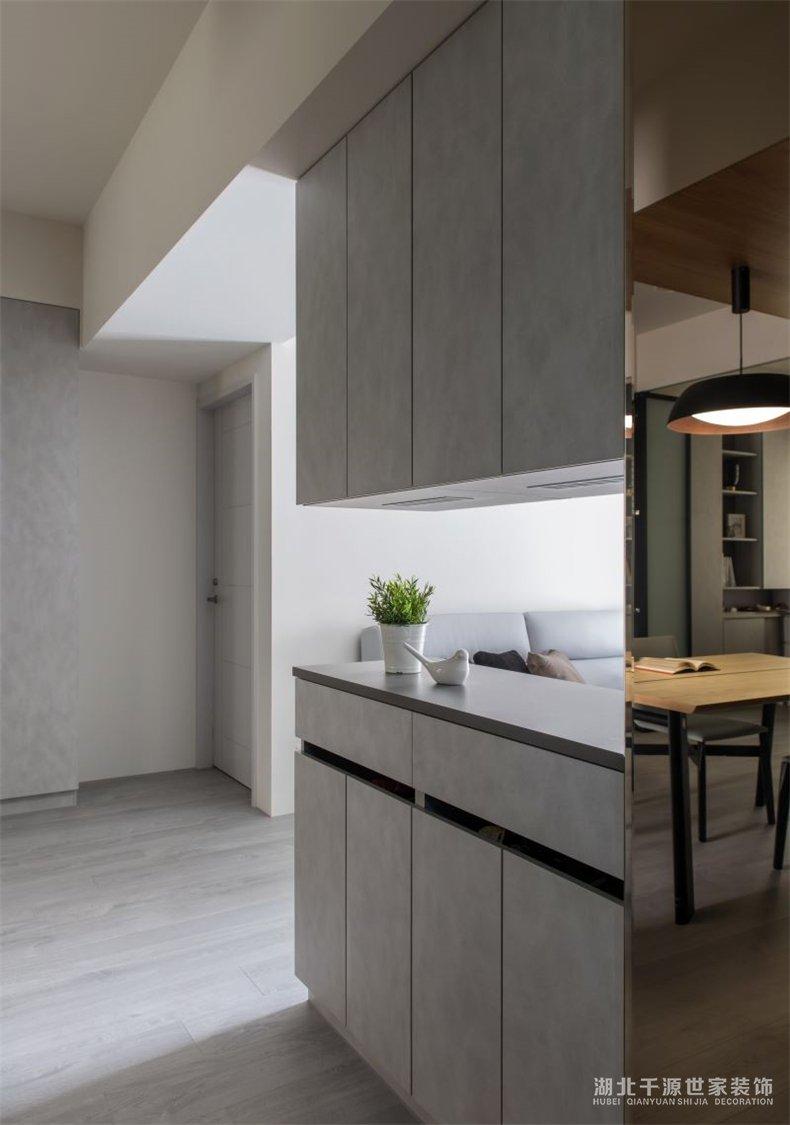 二手房重新装修案例丨小夫妻的第一套房,60平的简约小家庭