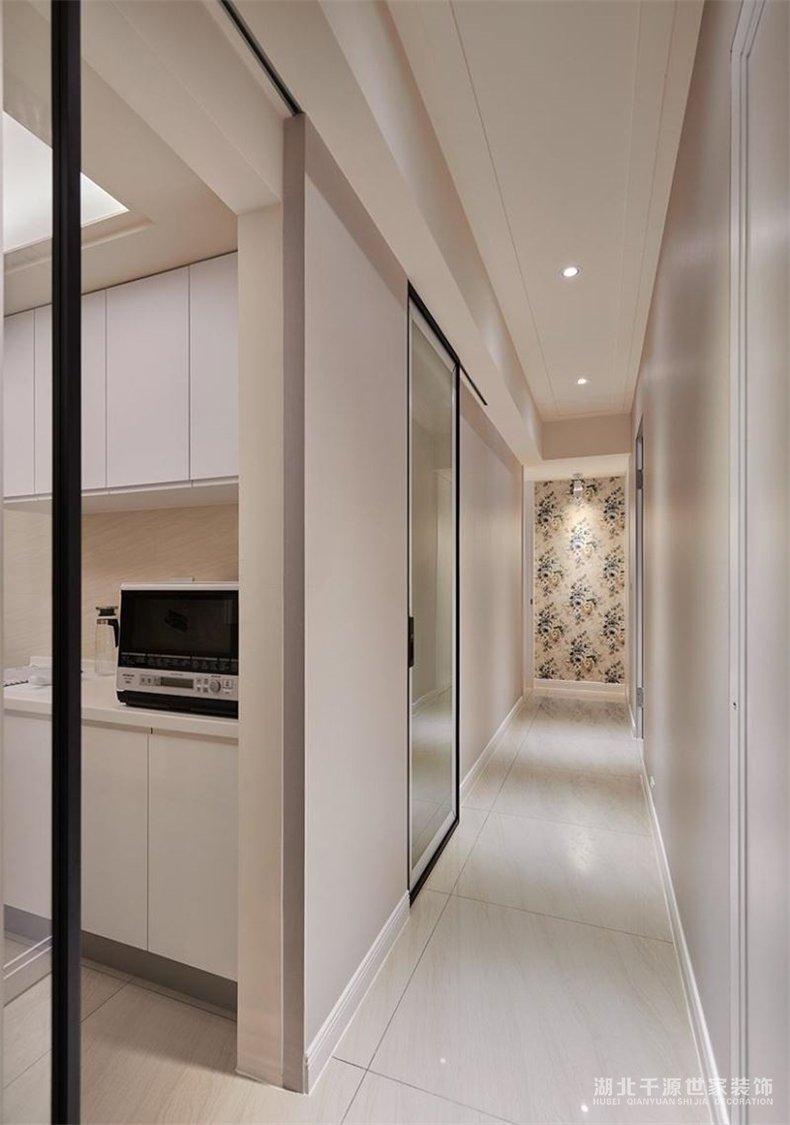 新古典大宅装修案例丨一步到位不折腾,打造五口之家的优雅生活