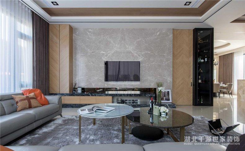 上海别墅装修案例丨相亲相爱的大家庭,定制出专属的温暖氛围