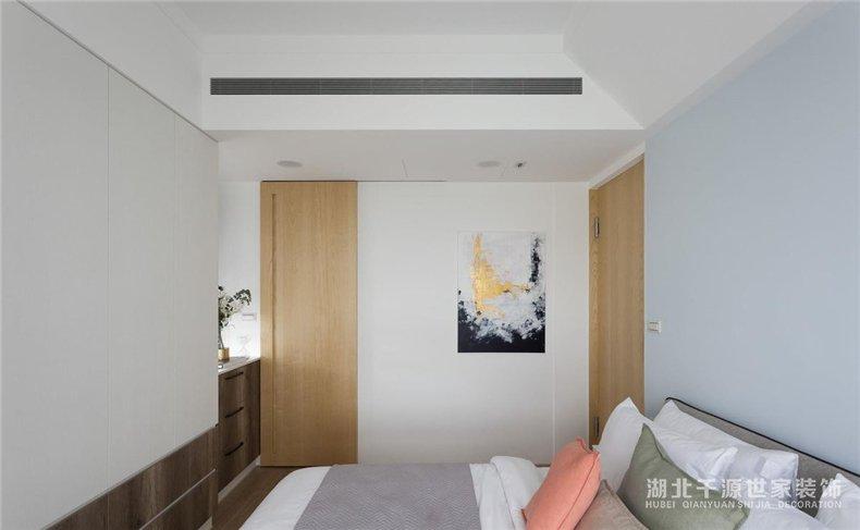 2018毛坯房装修案例丨明亮精致的休闲之家,精气神瞬间回满