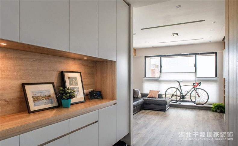 家装收纳设计丨人多不必然乱,贴心设计把每个人的收纳放置妥妥的