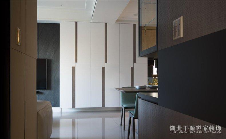 三房精装修案例丨让不分叟家也能享受现代家装的人性化设计