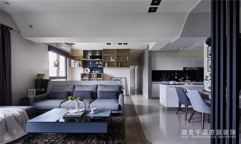 上海婚房装修案例赏析丨大隐隐于市,坐拥室表里美好景色