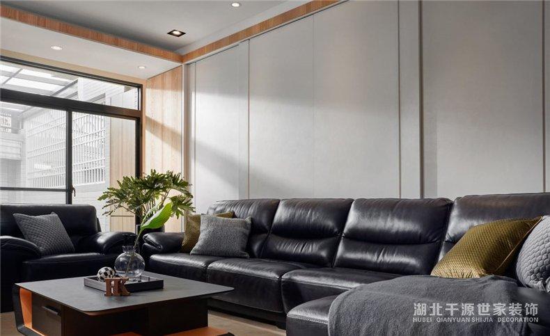 别墅翻新案例丨房如其人的高雅品位,热爱生活的设计【宜昌装修】