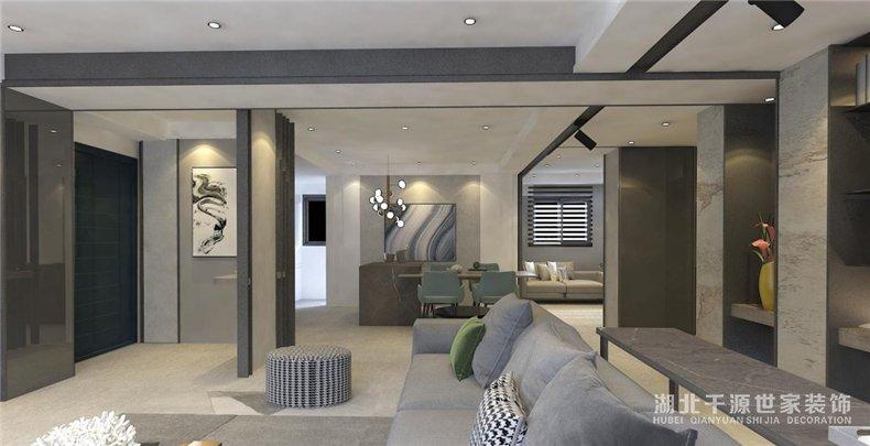 大户型改造案例丨老房子优雅重生,再现精致大宅风采
