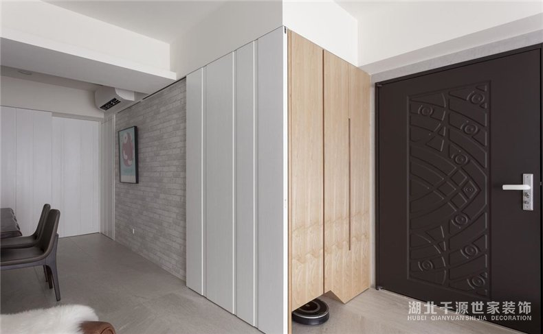 动迁装修案例丨翻新满足百口需求的二手房,重新开始新生活