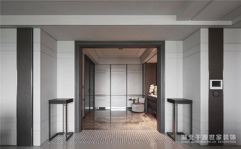 豪宅装修案例丨处处见细节的新古典风,尽显别墅风采