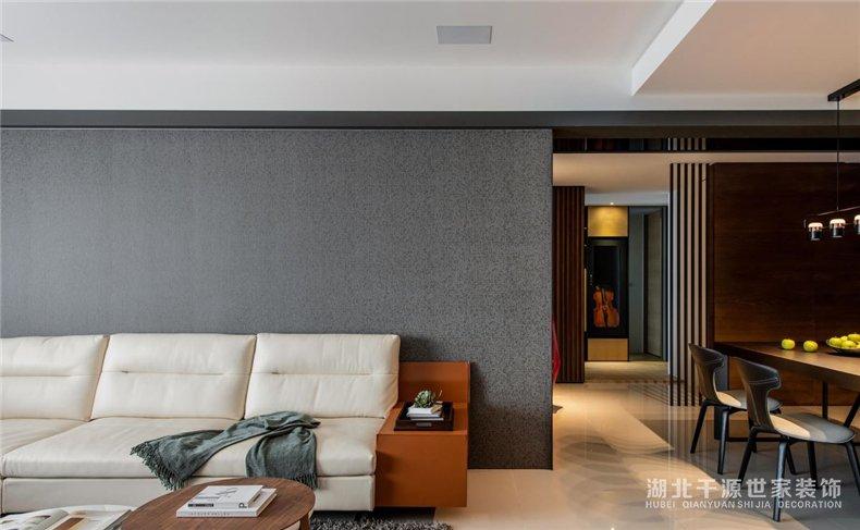 大宅装修案例丨注入现代风设计元素,打造绕梁三日的音乐大宅