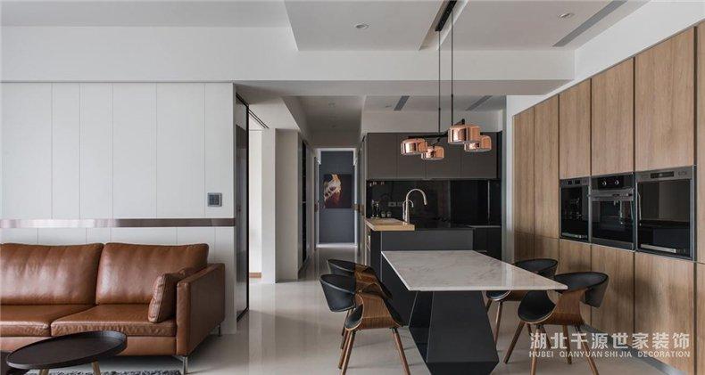 平墅装修设计方案丨恰到好处的设计比例,释放房子的原始魅力