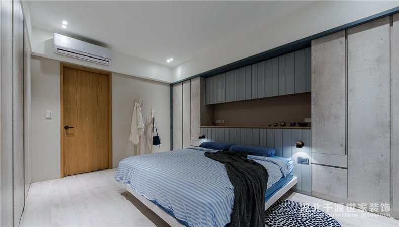 大平层装修设计方案丨一家人的梦想之家,北欧风里享受新生活
