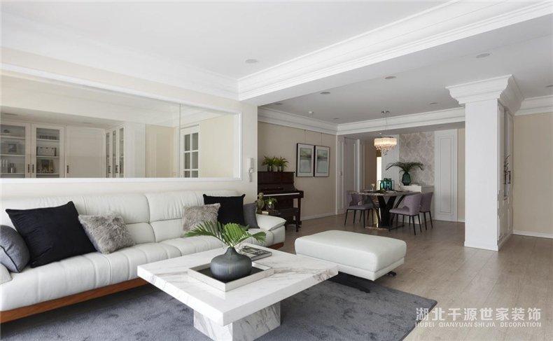 老房子重新装修丨不分净的美式风,退休生活要优雅