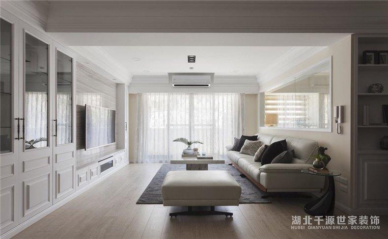 老房子重新装修丨不分净的美式风,退休生活要优雅【宜昌装修】
