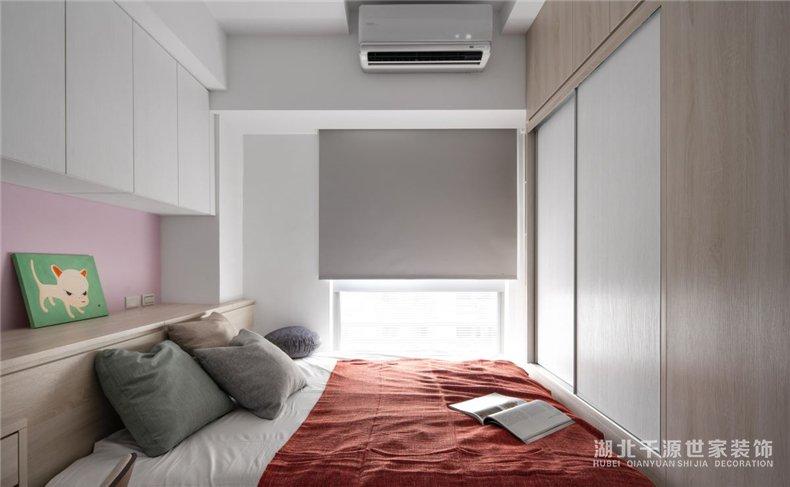 家装案例赏析丨1+1+1等于全世界,打造perfect北欧风小家庭