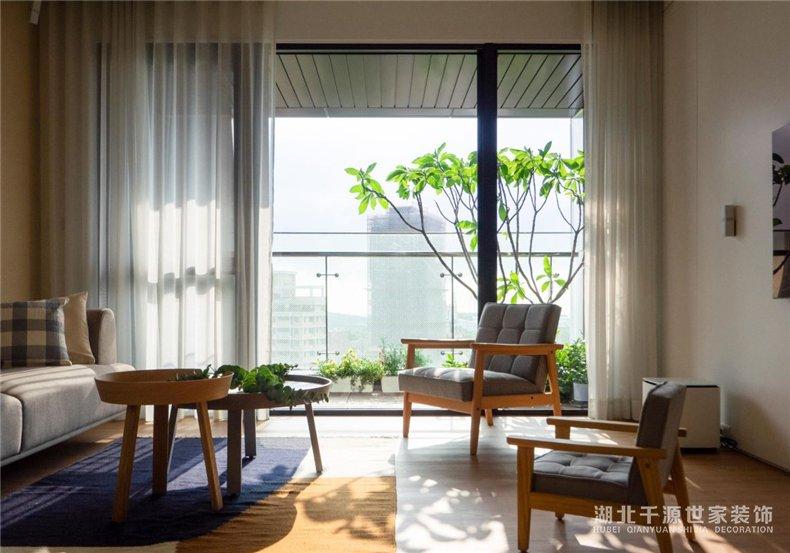 奉贤新房装修案例丨远离闹市喧嚣,享受简约不简单的生活