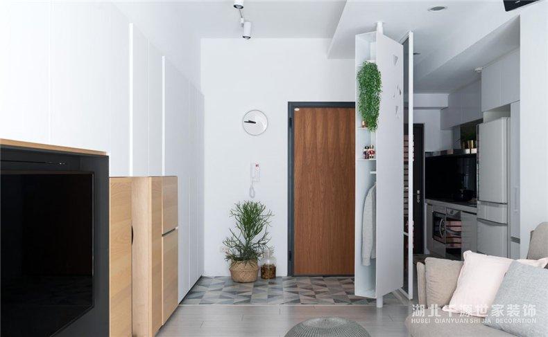 三口之家装修设计案例丨留不分的艺术,该有的需求一个也很多
