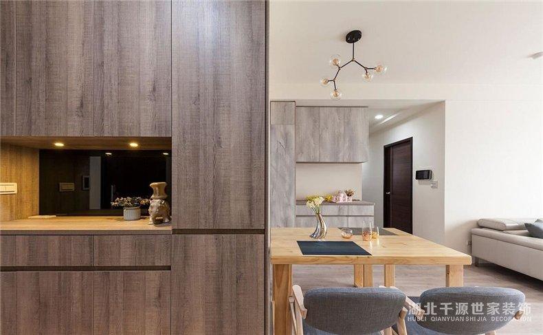 90平米平层装修丨收纳新家的点点滴滴,住得舒服看着舒心