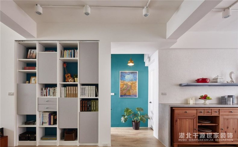 二手房装修丨旧家具不要丢,设计时考虑到位省预算,真好!【宜昌装修】