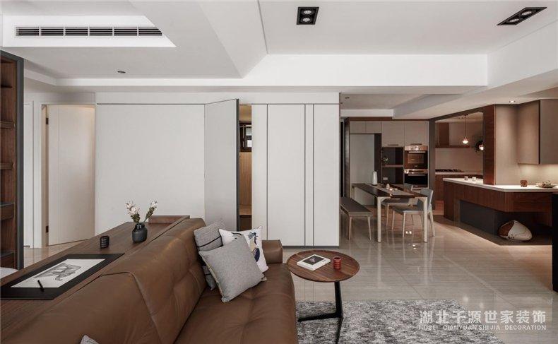 酒店式家装设计案例丨环保、品味两相宜,过上有品质的生活