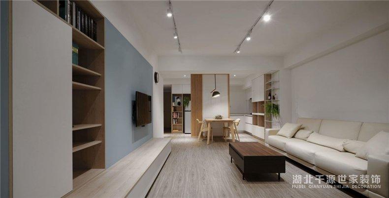 宜昌旧房改造案例丨挑对装修风格,提升生活品质