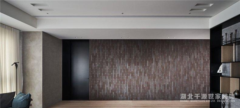 宜昌大平层装修效果图丨极具设计感的方案,轻易hold不住的现代风