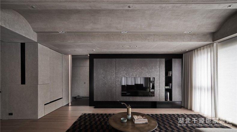 大平层装修效果图丨极具设计感的方案,轻易hold不住的现代风