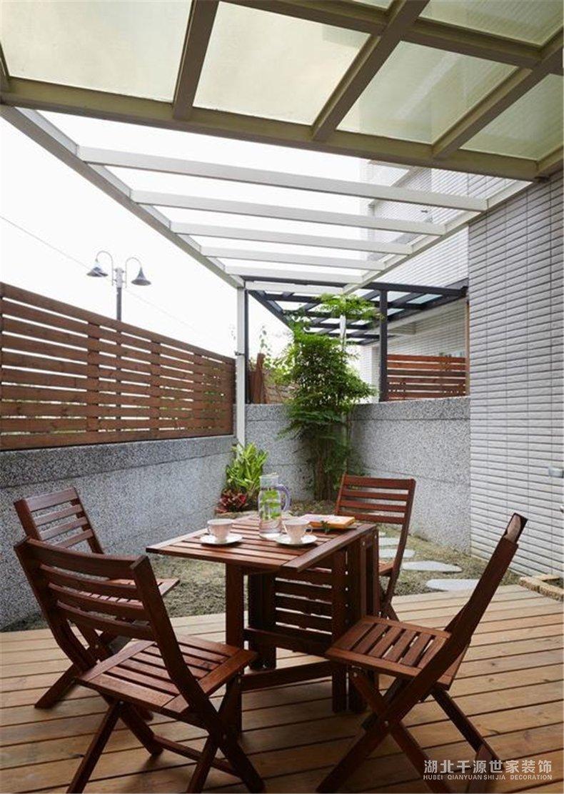 宜昌自建别墅装修设计丨真实演绎好看又实用的乡村风格