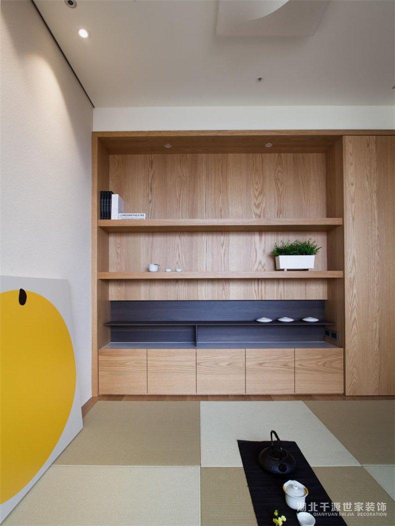 日式室内装修案例丨走进日式简约风,感受海那边的居家日常