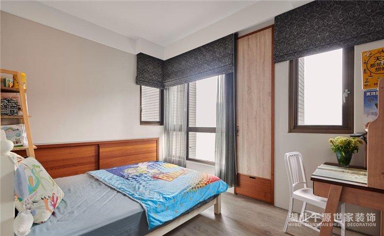 楼中楼装修案例丨用唯美乡村风,让二手房重现复式活力