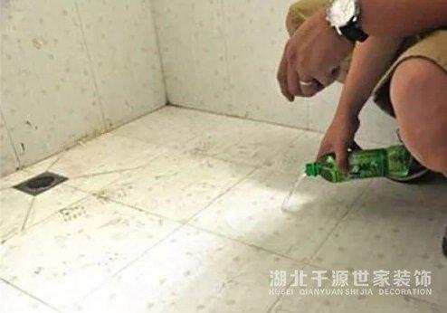 【福州装修公司】帮闽江世纪城的客户装修卫生间整理的几条经验