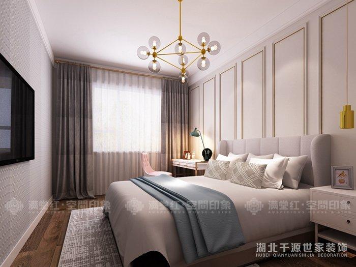 【宜昌装修公司】卧室装修注意事项,卧室如何设计更安宁?