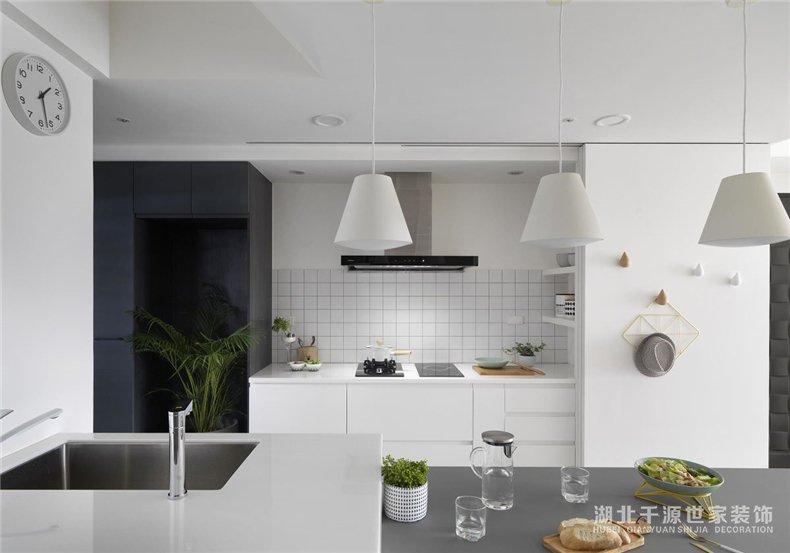 北欧风家装设计丨一切回归空不分,留不分设计给新生活无限可能