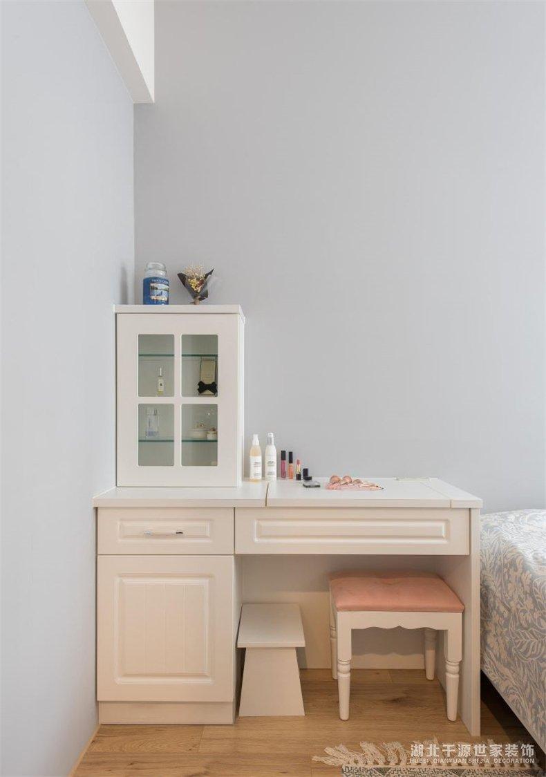 小户型婚房装修案例丨各样材料大放异彩,混搭出本性二人世界
