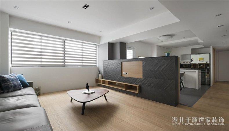 旧房装修改造丨三代共享精致北欧风,尽在100平置换房