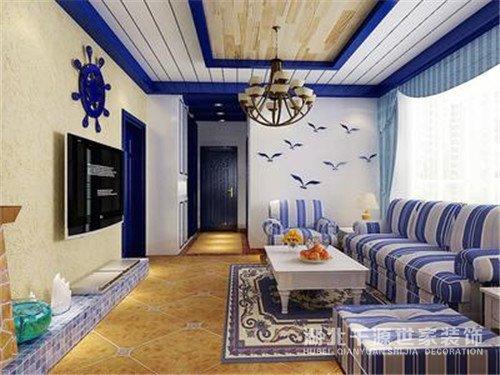 【福州装修新闻】北京装修110平米装饰温馨住家