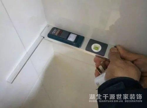 【宜昌装修】新房装修完的装修验收需要哪些工具?