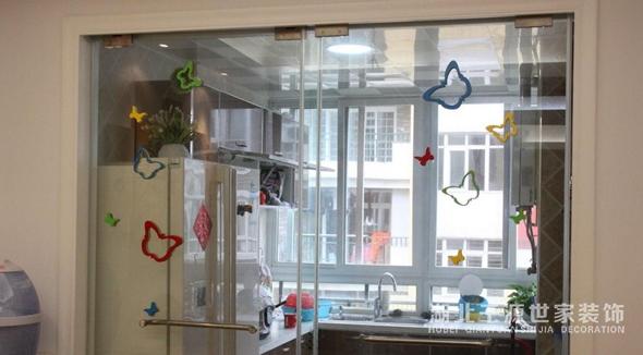 【宜昌装修】厨房门购买怎么样的 厨房门的材料选择