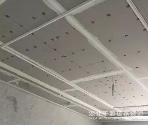 【宜昌装修】装修前后墙面需要刮腻子的地方有多少?