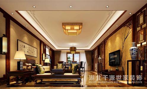 客厅安装怎样的灯具比较漂亮【宜昌装修】