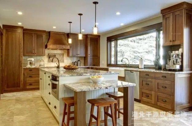 【宜昌装修】厨房装修要以安全为出发点跟要注意的几个问题