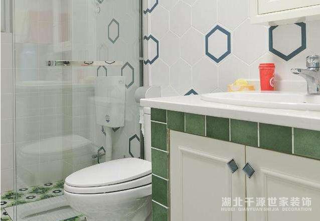 卫生间装修什么颜色好 卫生间颜色搭配能力【宜昌装修】